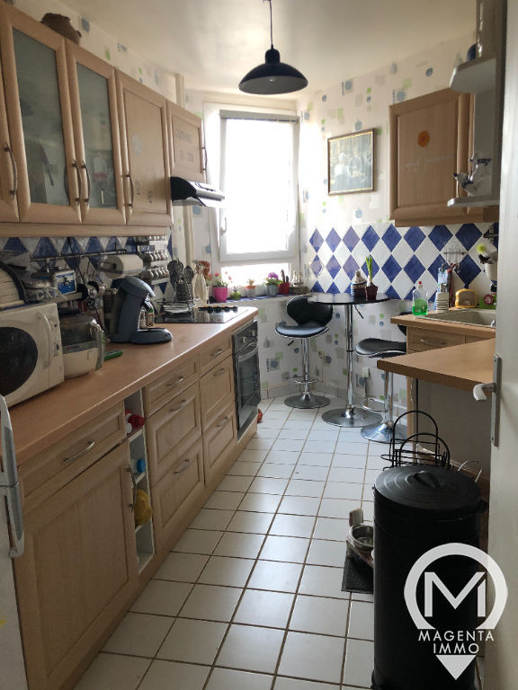 Appartement F3, Le petit Petit-Quevilly
